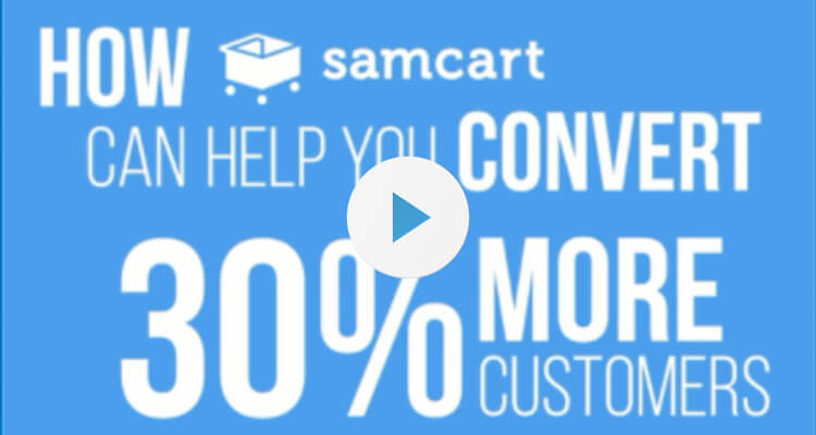 Creating An Online Store With Samcart
